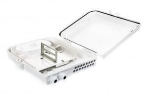 Seinakarp 16xSC/SPX, 320x290x93mm, Plastik IP66