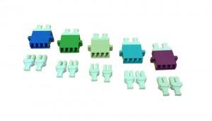 LC QUAD Adapters